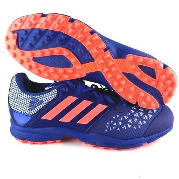 Adidas Zone Dox Hockey Trainers Cleats Shoes S 9.5